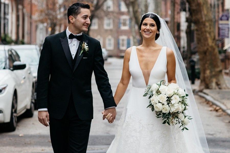 eine Hochzeit planen
